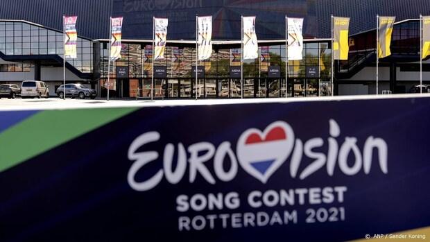 Opbouw podium Eurovisiesongfestival 2021 officieel van start