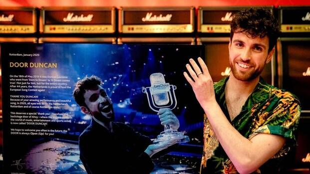 'Songfestival gaat gewoon door'