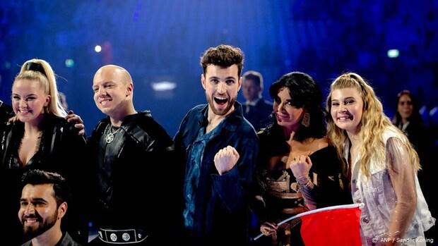 Duncan treedt in eerste deel van songfestivalfinale op