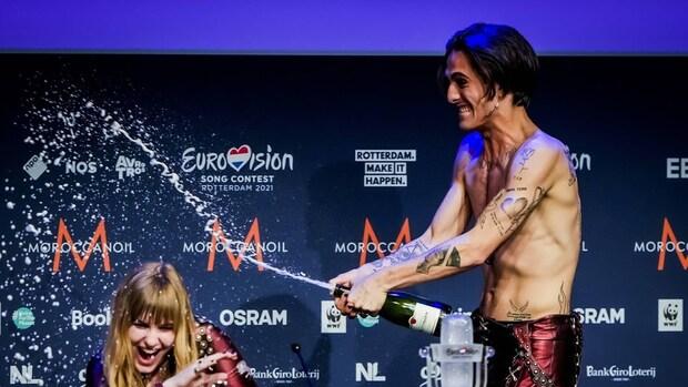 Ongeloof bij Måneskin na winst: 'Dit is pas het begin'