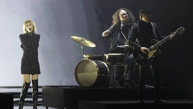 Hooverphonic teleurgesteld met 19e plek op songfestival