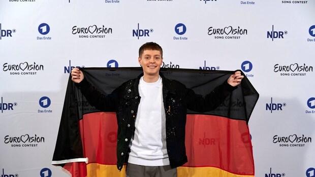 Dit is de Duitse inzending voor het Eurovisiesongfestival