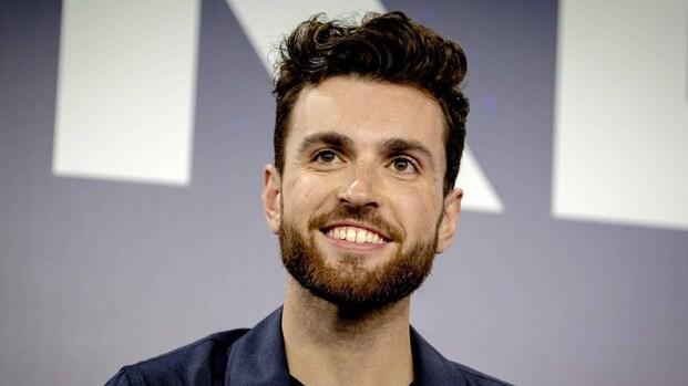 Nieuwe single Duncan Laurence tijdens songfestival in première