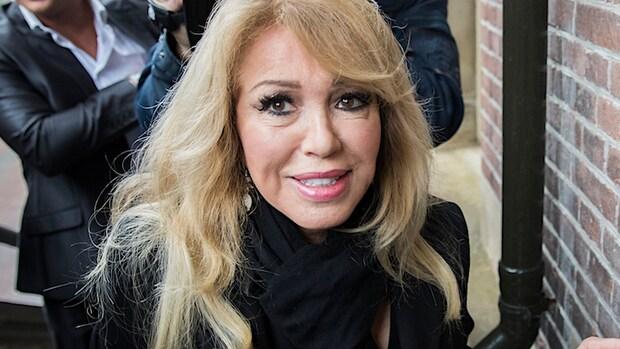 Arrestatie in seksvideozaak Patricia Paay
