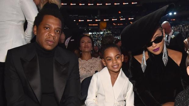 Dochtertje Beyoncé en Jay-Z is de baas thuis