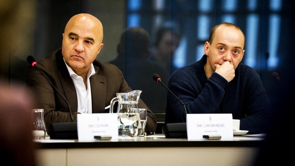 John van den Heuvel en Paul Vugts
