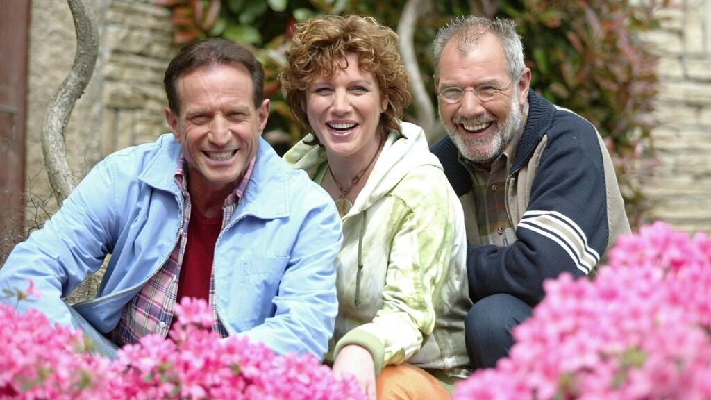Rob, Myrna en Nico