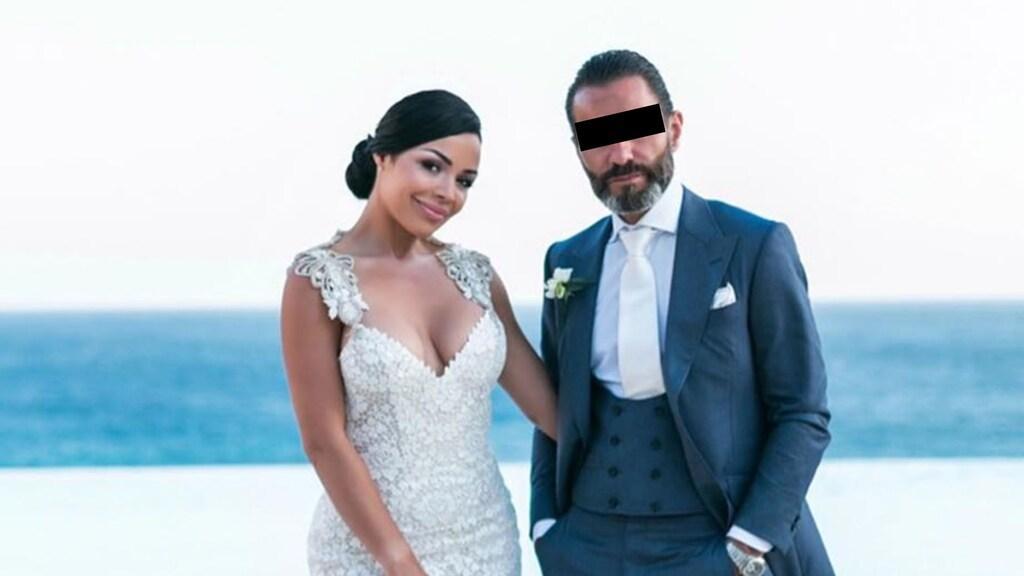 Amanda Tsatsos-Balk en haar partner Stavros T.