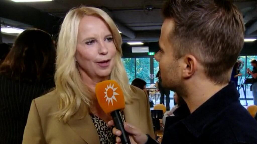 Linda de Mol vindt Beau in Weet Ik Veel beetje moeilijk