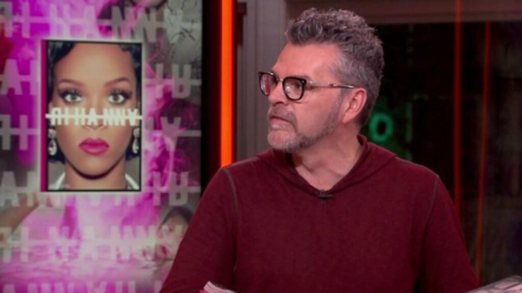 William Rutten: 'Rihanna fotograferen is fantastisch'