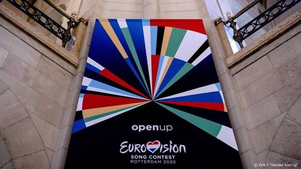 Damir Kedžo neemt het op voor Kroatië tijdens songfestival
