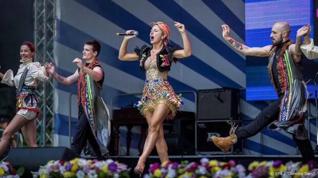 Deze zangeres vertegenwoordigt Moldavië nogmaals op songfestival