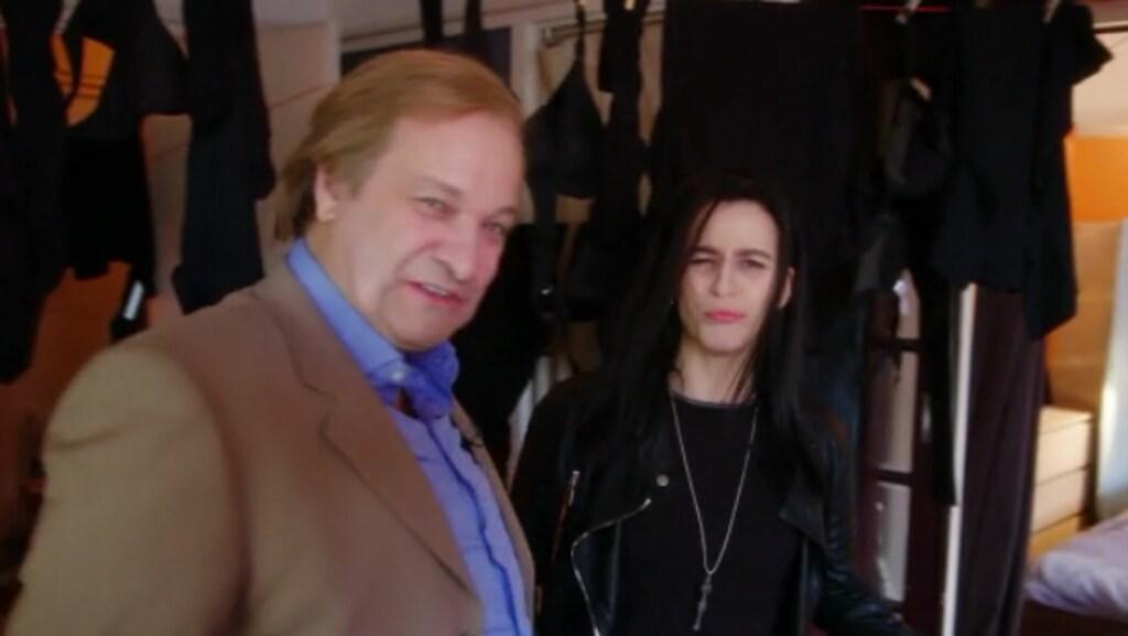 'Ryanne van Dorst' schittert in De TV Kantine