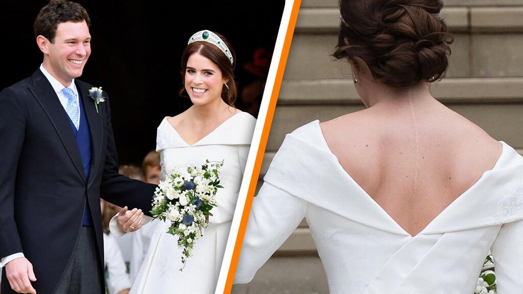 Huwelijk prinses Eugenie