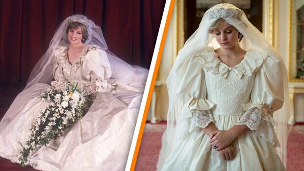 Zó goed lijken de acteurs op de echte royals in The Crown