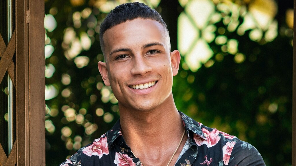 Dennis in 'Temptation Island: Love or Leave'