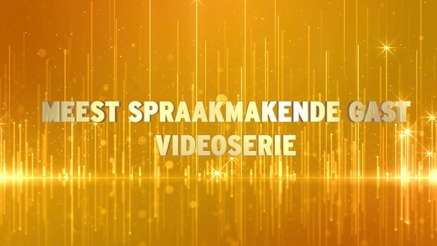 Genomineerden in de categorie Meest Spraakmakende Gast Videoserie
