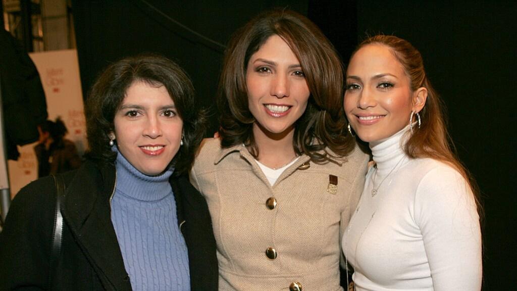 Leslie, Lynda en Jennifer Lopez