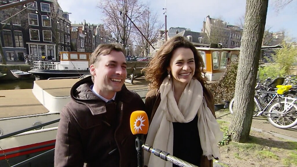 Thierry Baudet en verloofde over toekomst: 'We willen kinderen'