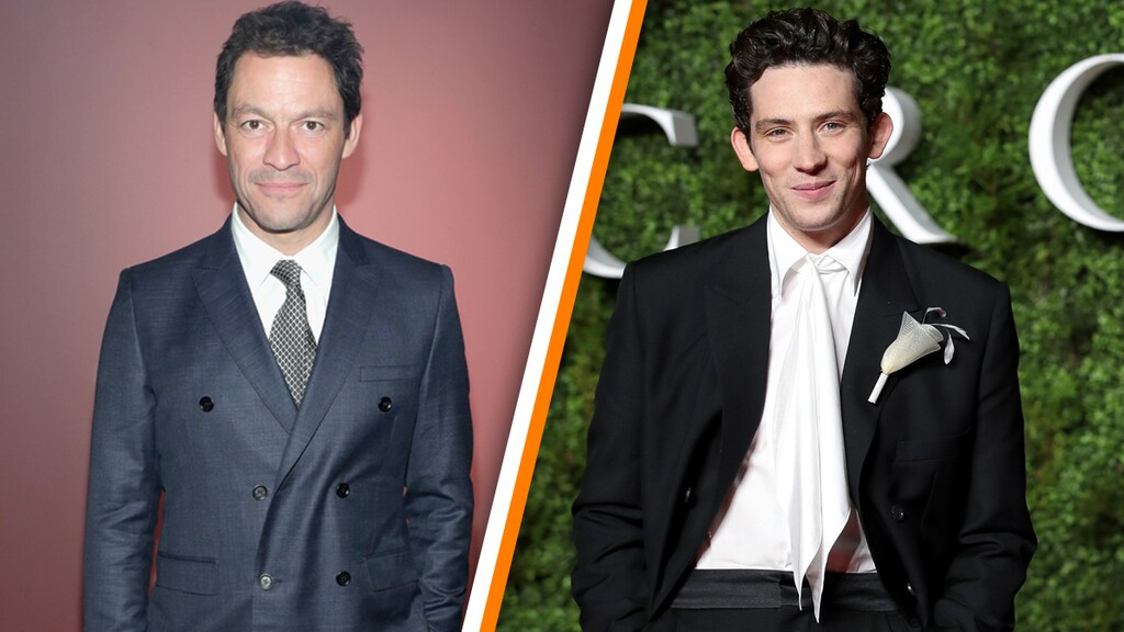 Dominic West en Josh O'Connor
