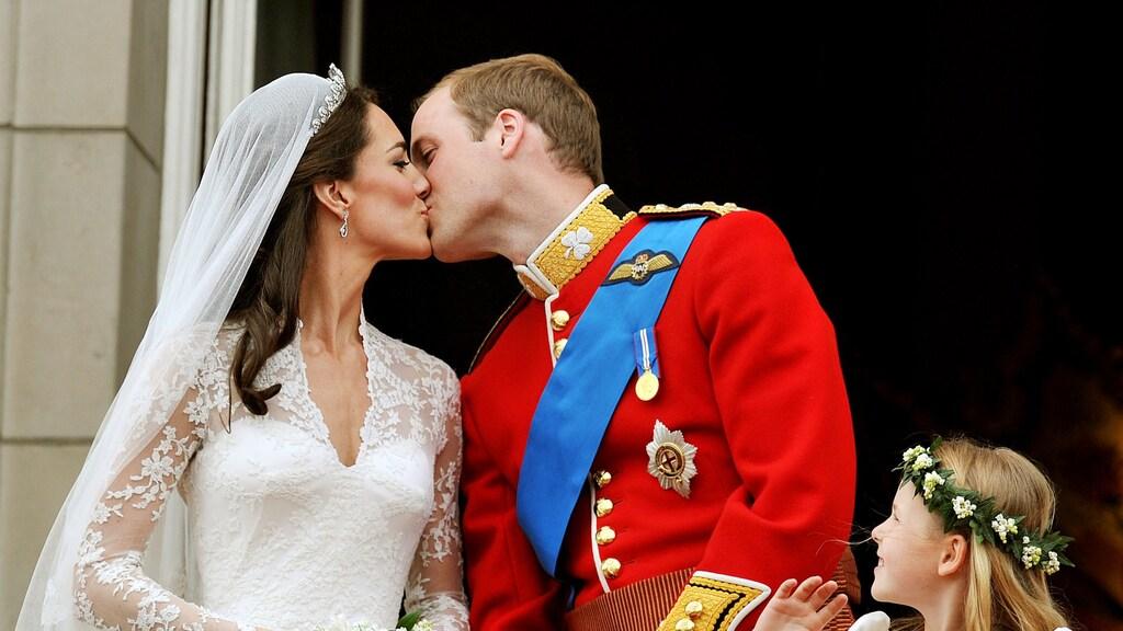 Prins William en Kate Middleton