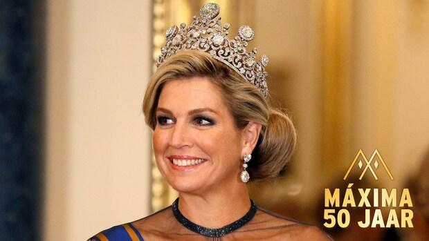 8 dingen die je nog niet wist over koningin Máxima