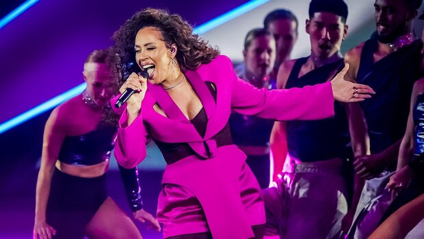 BN'ers onder de indruk van pauze-act songfestivalfinale