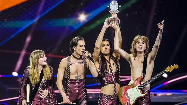 Italië grote winnaar songfestival