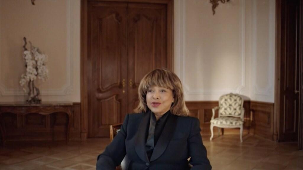 'Tina Turner genoot enorm van maken van documentaire'