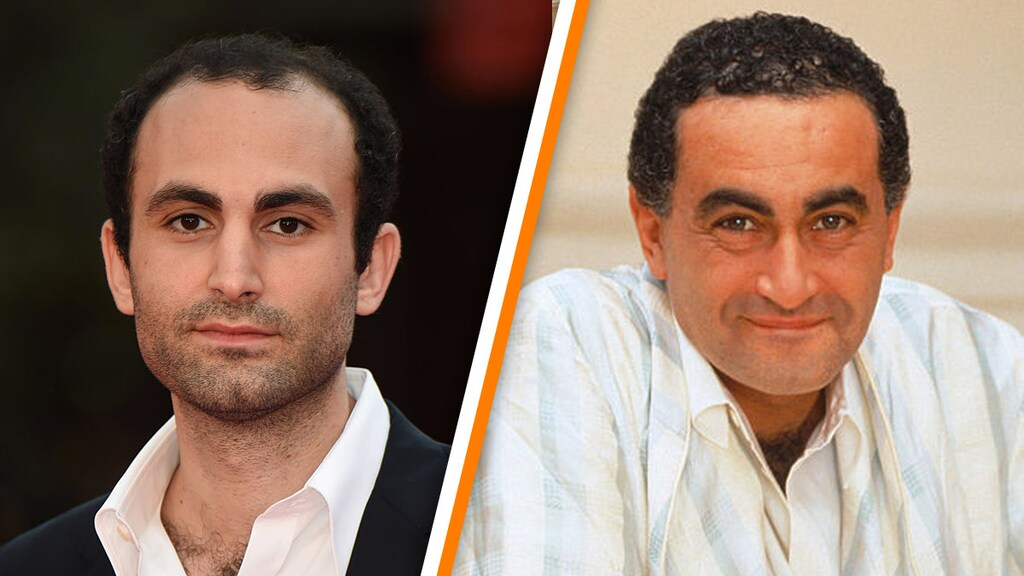 Khalid Abdella en Dod Fayed