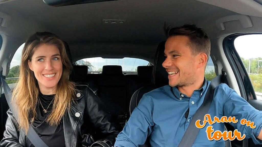 Aran on Tour: Marieke Elsinga open over relatie: 'Dit is de ware'