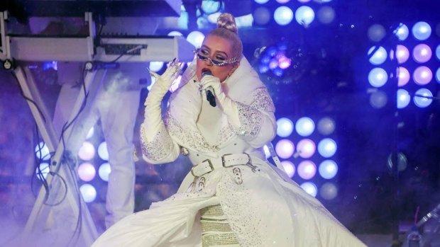 Christina Aguilera 'zwijgt' over Super Bowl
