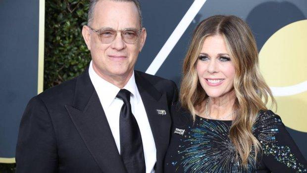 Tom Hanks en Rita Wilson 30 jaar getrouwd