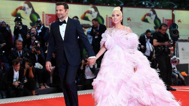A Star is Born krijgt lange ovatie in Venetië