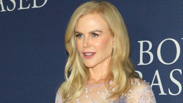 Nieuwe film Nicole Kidman niet in bioscoop