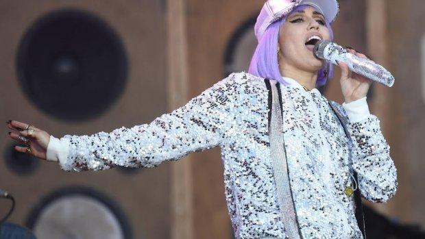 Miley Cyrus op de spirituele toer