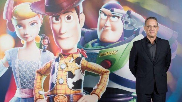 Toy Story 4 harkt in week half miljard dollar binnen