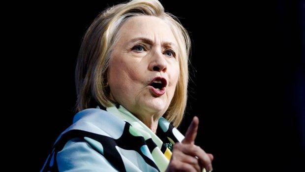 Serie van Hillary Clinton en Spielberg in de maak