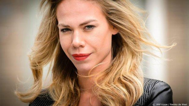 Nicolette Kluijver bij Nederland staat op tegen kanker