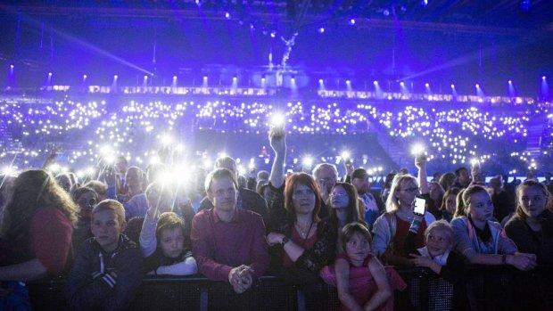 Ahoy en Ziggo Dome azen op songfestival