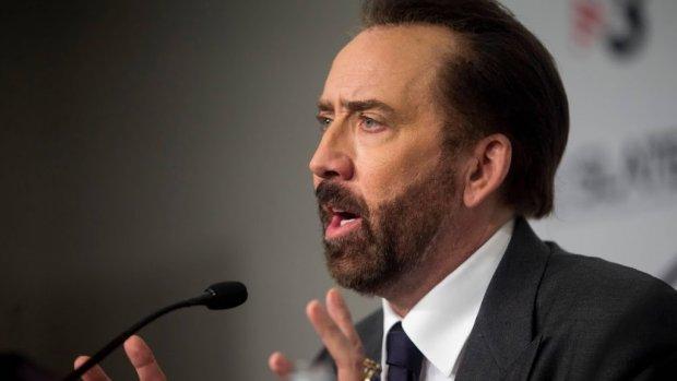 Nicolas Cage nu officieel gescheiden