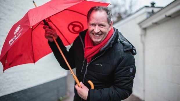 Piet Paulusma in de rode cijfers