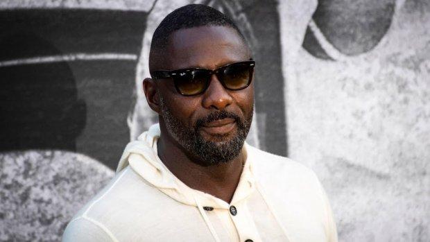 Idris Elba: 'Ik wil James Bond niet spelen'