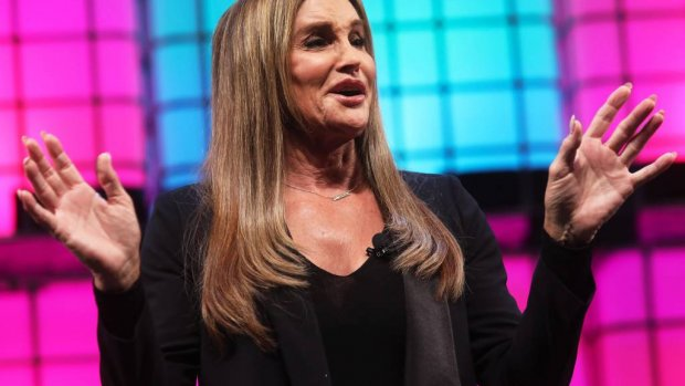 Loiza Lamers: 'Caitlyn Jenner is niet verloofd'