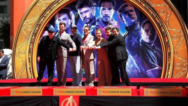 Avengers breekt wederom megarecord met 2 miljard