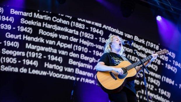Bevrijdingsfestival Haarlem herdenkt omgekomen Nederlanders