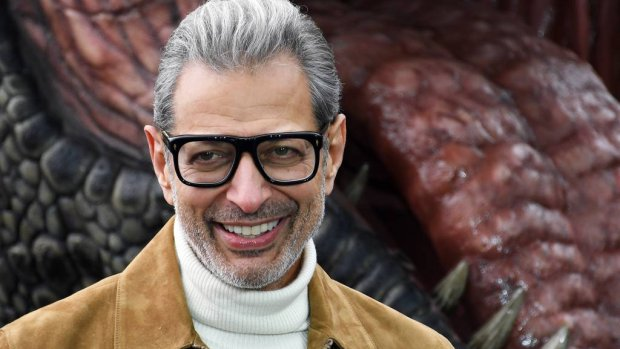 Nieuwe hoofdrol voor Jeff Goldblum