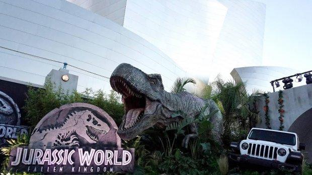 Netflix koopt animatieserie Jurassic World