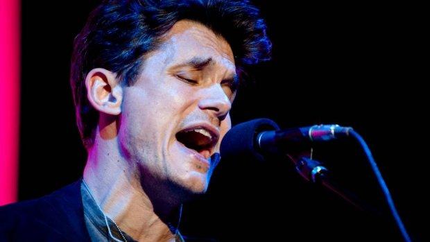 John Mayer opgenomen in ziekenhuis