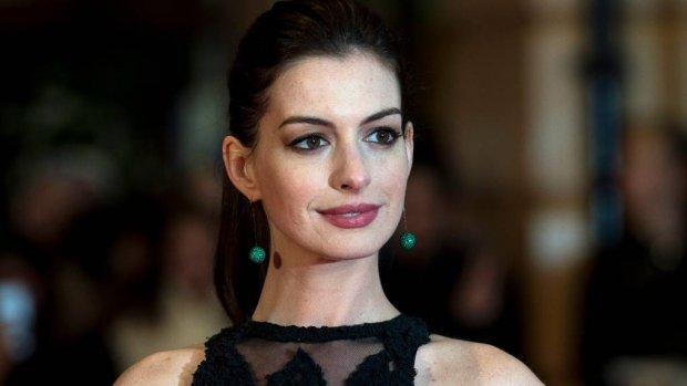 'Anne Hathaway gevraagd voor Sesamstraatfilm'